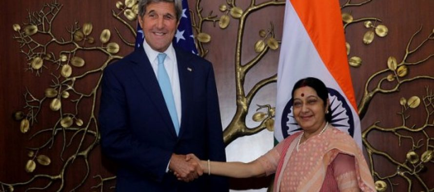 US backs bringing perpetrators of Mumbai, Pathankot to justice : Kerry