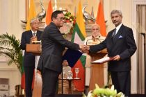 India, Myanmar sign four agreements