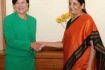 Sitharaman, Pritzker begin economy leg of India-US dialogue