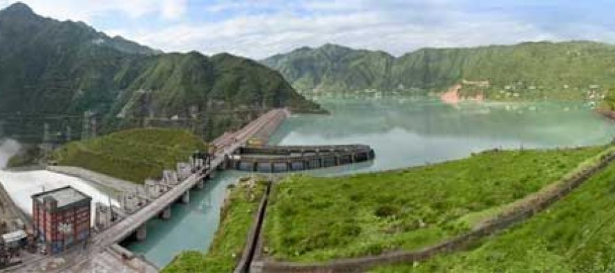Koldam Hydro Power Station achieves record PLF (%) in India