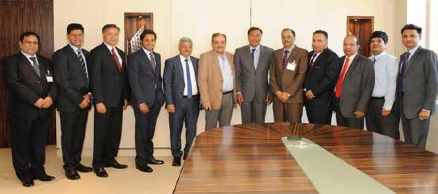 Meeting to discuss ArcelorMittal and SAIL automotive joint venture in London