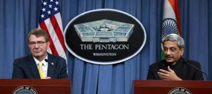 India, US sign military logistics agreement; say not to involve bases
