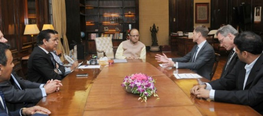 India-US trade will be aided by interaction at many levels : Indian Finance Minister Arun Jaitley