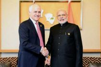 Prime Minister, Narendra Modi meeting the Prime Minister of Australia, Malcolm Turnbull, on the sidelines of G20 Summit 2016