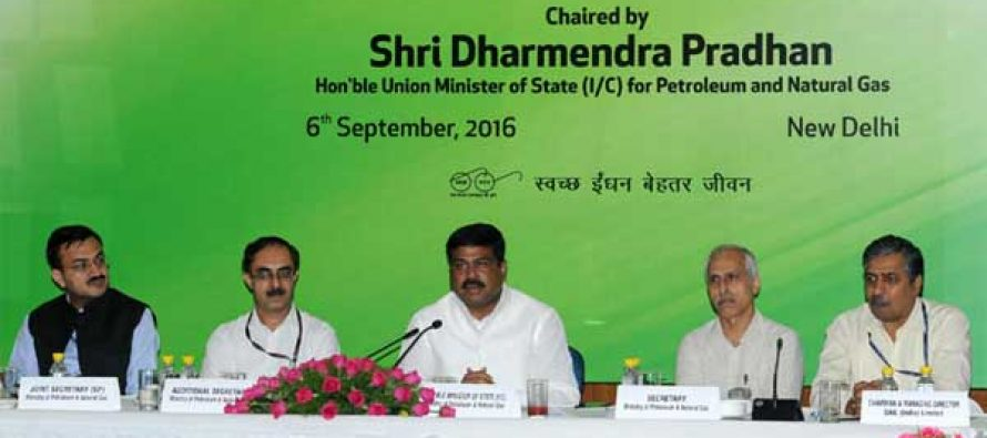 Pradhan launches 'Gas4India' campaign to boost natural gas use