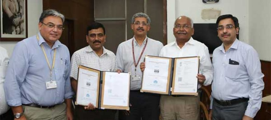 NBCC SIGNS MoU WITH ASI