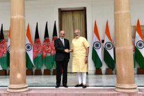 Modi, Ghani denounce terrorism, vow to strengthen bilateral ties