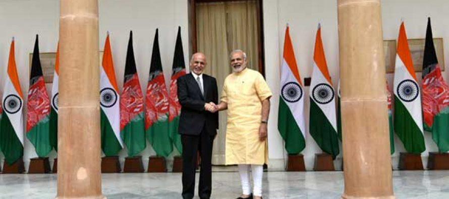 India, Afghanistan express grave concern over terrorism in region