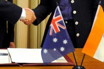 India, Australia discuss cross-border terrorism