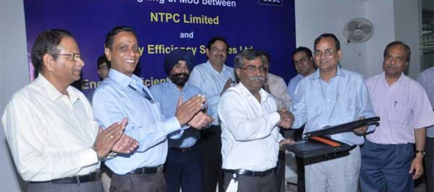 Energy Efficient Lighting Solutions for NTPC
