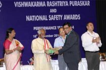 BHEL wins 5 National Safety Awards