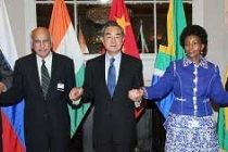BRICS ministers call for speeding up global pact against terrorism