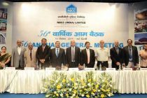 NBCC Holds 56TH AGM – PAT Surges by 16.40%