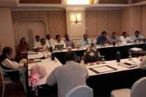 Steel Minister reviews SAIL's southern marketing network and SAIL-SCL JV in Kerala