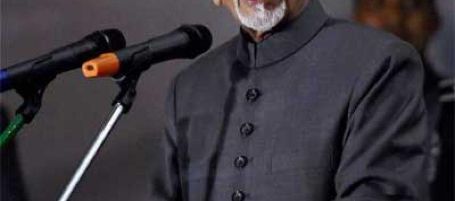 India-Africa partnership mutually beneficial: Ansari