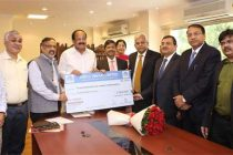 NBCC Pays Dividend of Rs.108 Crore to the Government