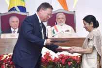 Modi thanks Brazil for support to India's NSG bid