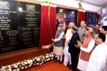 Prime Minister Dedicates 1732 MW -Three Hydro Projects in Himachal