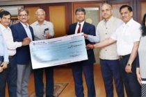 NSPCL pays Dividend of Rs. 120 crore for FY 2015-16