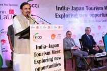 Minister calls for push to tourism involving Japan