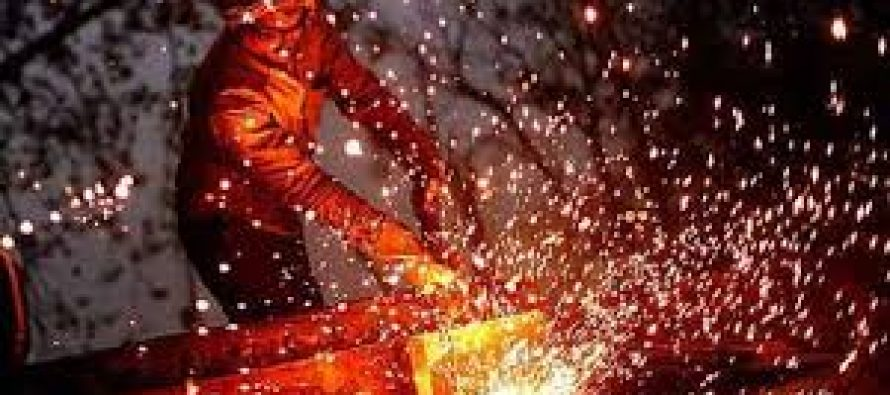 India's factory output contracts in October by (-)1.92 per cent