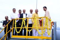 MRPL receives first crude parcel in ISPRL Mangalore Cavern