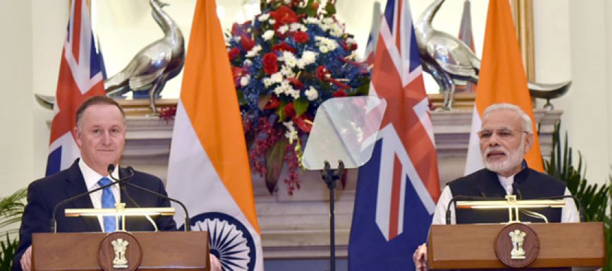 PM Modi calls for greater economic engagement with New Zealand
