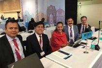 MEXICAN DELEGATION DISCUSSES TOBACCO CONTROL AT DELHI INTERNATIONAL COP MEET