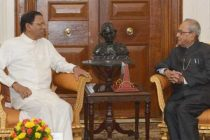 President wants progress in India-Sri Lanka projects