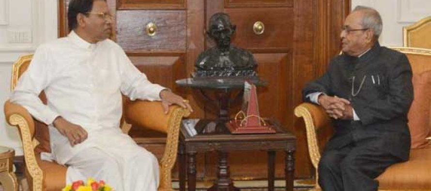 President wants progress in India-Sri Lanka projects