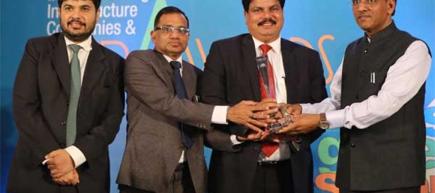 NTPC Awarded as Leading Infra Company in Power Sector