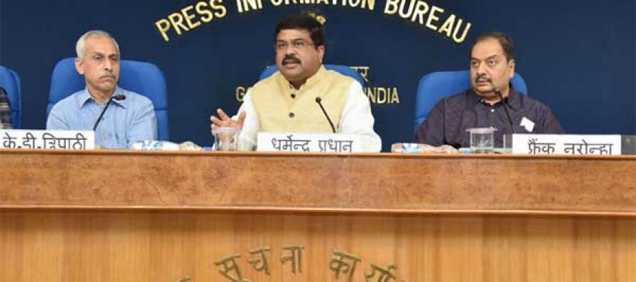 Release of more than one crore connections under PMUY