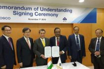 SAIL Signs MOU with POSCO