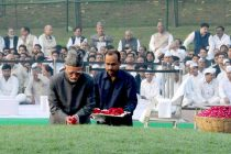 President, Vice President pay tributes to Nehru