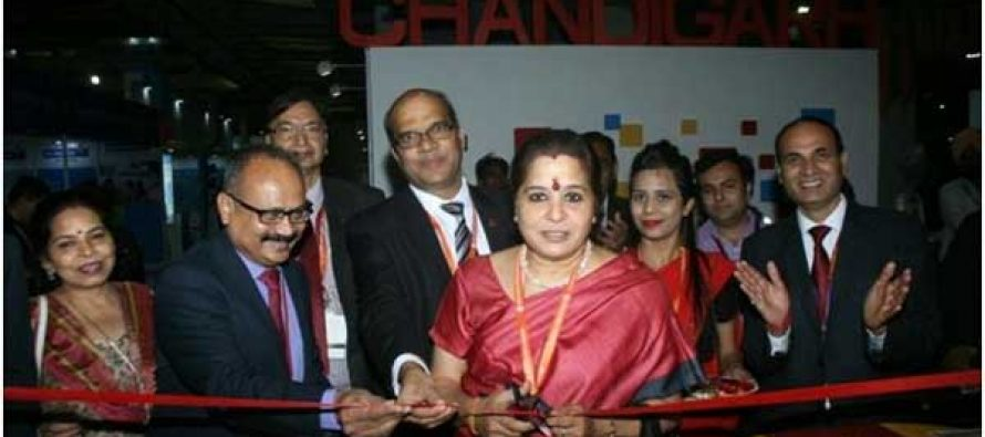 PNB Puts Stall at India International Trade Fair at New Delhi