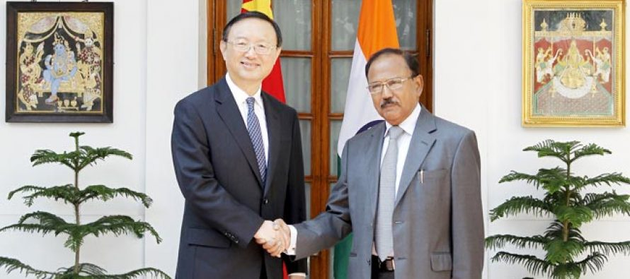 India, China discuss terror at NSA meet