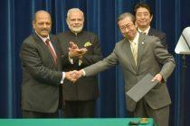 India, Japan sign landmark n-agreement