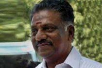 Panneerselvam sworn in as Tamil Nadu Chief Minister
