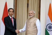 India, Indonesia to cooperate on sea lanes security, release Vision Document