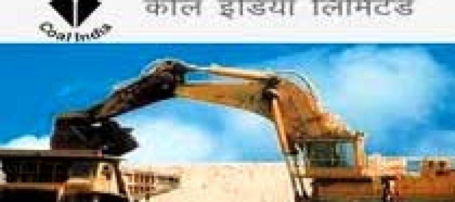 Coal India Q4 net profit falls 38% to Rs 2,716 cr