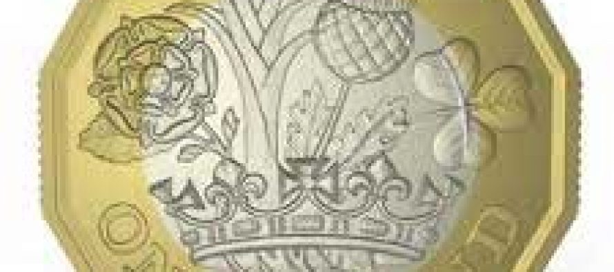 Britain to launch new pound coin