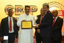 BHEL adjudged the Best Power Equipment Manufacturing Organisation