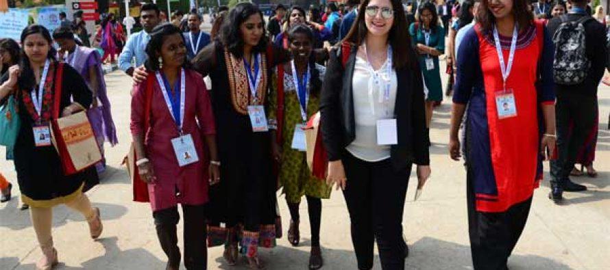 India woos young diaspora at Pravasi in Bengaluru