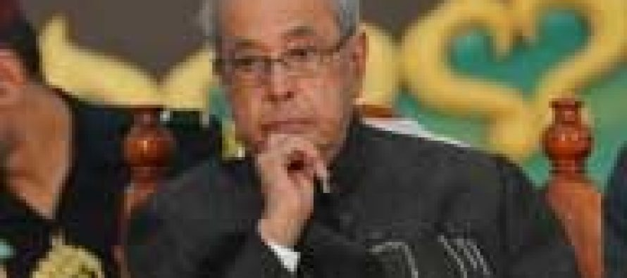 Mukherjee condoles death of former Portuguese President Soares