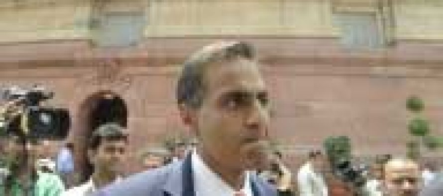 Richard Verma likely to end his Indian assignment