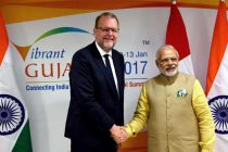 PM meets Danish minister, seeks Purulia arms drop accused's extradition