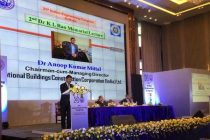 CMD, NBCC Delivers Dr. K. L. Rao Memorial Lecture  at the Engineering Congress