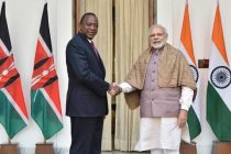 India-Kenya to focus on defence, security cooperation: PM