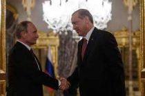 Turkey, Syria sign deal to 'coordinate' Syria strikes