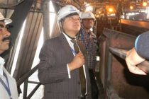 Chairman, DVC visits the Coal Handling Plant of DSTPS